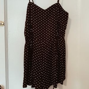 Urban outfitters Polka dot romper
